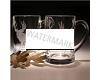 Mule Deer Crystal Beer Mugs