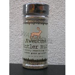 Awesome Antler Rub 1
