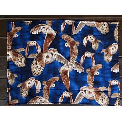 Barn Owl Placemats 1