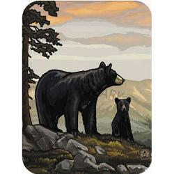 Black Bear Family Kitchen Board 1