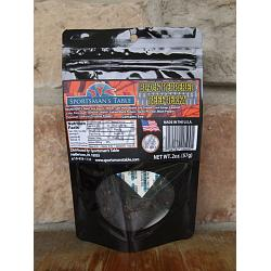 Black Peppered Beef Jerky 2 oz. 1