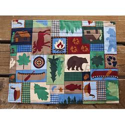 Cabin Placemats 1