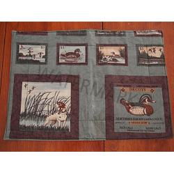 Ducks and Dogs Placemats 1
