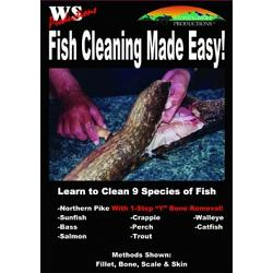 Fish Cleaning Made Easy-DVD 1