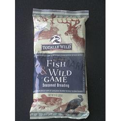 Fish and Wild Game Breading- 8oz. 1
