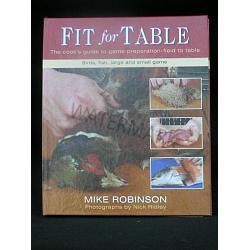 Fit For Table Game Cookbook 1