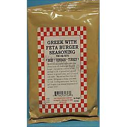 Greek with Feta Burger Seasoning 1