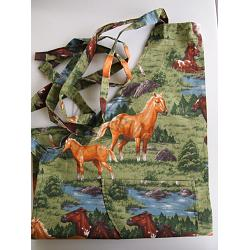 Horse Meadow Chef\'s Apron 1