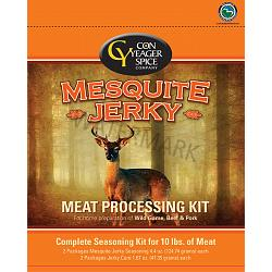 Mesquite Jerky Seasoning Kit 1