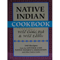 Native Indian Cookbook 1