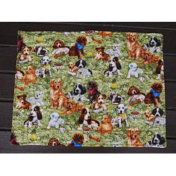 Puppy Dog Placemats 1