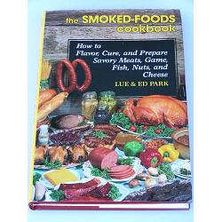 The Smoked Foods Cookbook 1