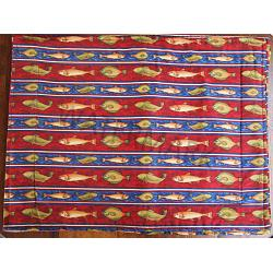 Swimming Fish Placemats 1