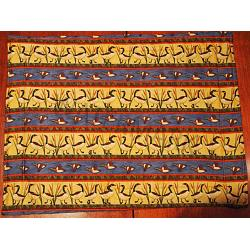 Waterfowl Goose Placemats-Set of 4 1