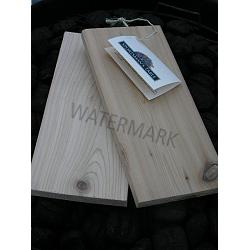 Cedar Grilling Planks-Large, Set of 2 1