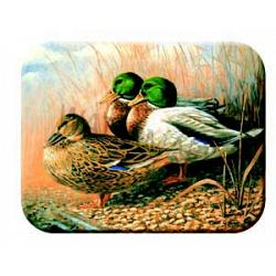 Mallards Tempered Glass Kitchen Board 1