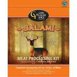 Salami Meat Processing Kit 1