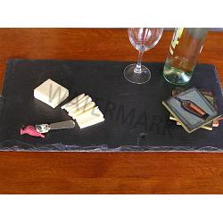 Authentic Slate Placemat and Server- 12 x 18 1