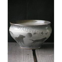 Wilderness Images Wolf Bowl 1
