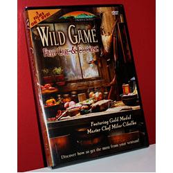 Wild Game Field Care & Cooking DVD 1