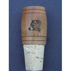 Bear Wine Stopper 1